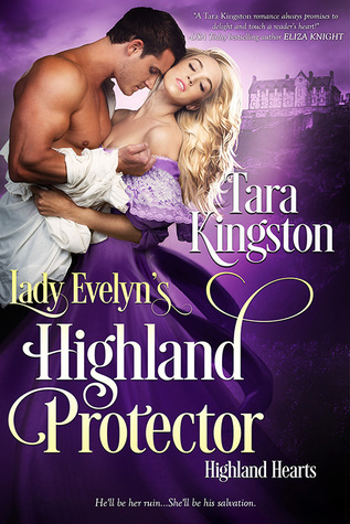 Author Visit: Lady Evelyn's Highland Protector by Tara Kingston (Excerpt & Giveaway)