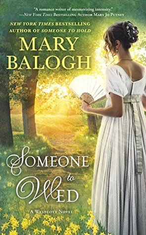 Someone to Wed (Westcott #3) by Mary Balogh