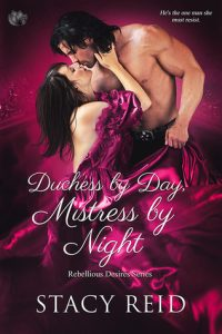 Release Day Blast: Duchess by Day, Mistress by Night by Stacy Reid & The Devil of Dunakin Castle by Heather McCollum