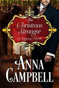 Author Visit: The Christmas Stranger by Anna Campbell (Excerpt & Giveaway)