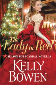 Release Blitz: The Lady in Red by Kelly Bowen (Review & Giveaway)