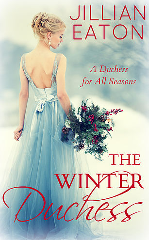 Author Visit: The Winter Duchess by Jillian Eaton