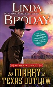 Spotlight: To Marry a Texas Outlaw by Linda Broday (Excerpt & Giveaway)