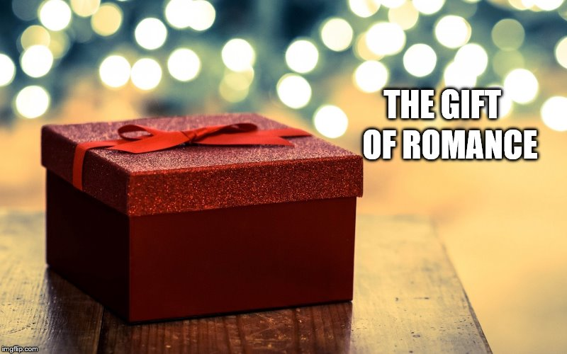 Saturday Discussion: The Gift of Romance