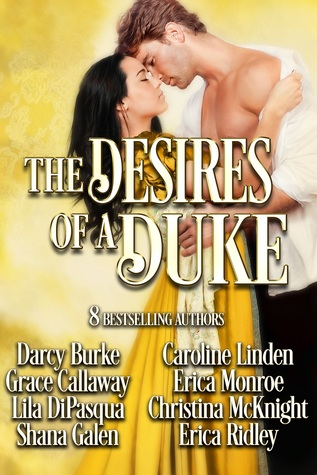 Blog Tour: The Desires of a Duke by Christina McKnight (Blurbs & Giveaway)