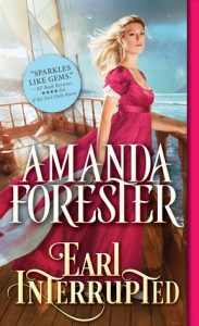 Blog Tour: Earl Interrupted by Amanda Forester (Excerpt, Review & Giveaway)