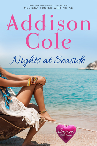 Blog Tour: Nights at seaside by Addison Cole (Excerpt & Giveaway)