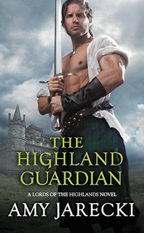 Release Day Blitz: The Highland Guardian by Amy Jarecki (Review, Giveaway & Fun Facts)