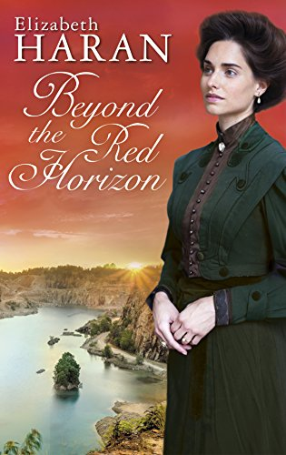 Author Visit: Beyond the Red Horizon by Elizabeth Haran (Excerpt, Review and Giveaway))