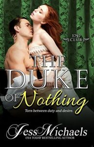 ARC Review: The Duke of Nothing by Jess Michaels