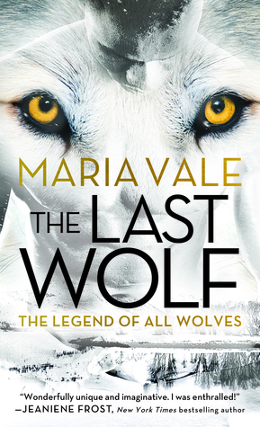 ARC Review: The Last Wolf by Maria Vale