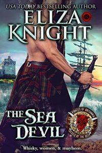 Blog Tour: The Sea Devil by Eliza Knight (Excerpt, Review & Giveaway)