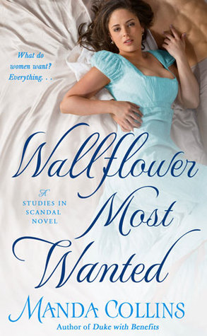 Author Visit: Wallflower Most Wanted by Manda Collins (Excerpt & Giveaway)