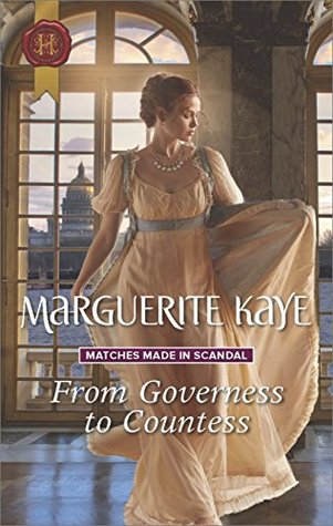 ARC Review: From Governess to Countess by Marguerite Kaye