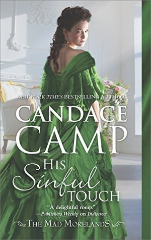 ARC Review: His Sinful Touch by Candace Camp