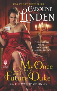 Blog Tour: My Once and Future Duke by Caroline Linden (Excerpt, Review & Giveaway)