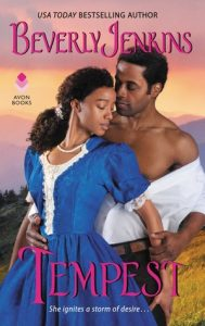 Blog Tour: Tempest by Beverly Jenkins (Excerpt & Giveaway)
