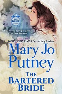 Author Visit: The Bartered Bride by Mary Jo Putney (Excerpt & Giveaway)