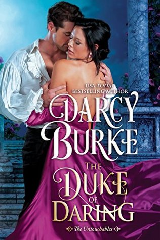 Spotlight: The Duke of Daring by Darcy Burke (Excerpt)