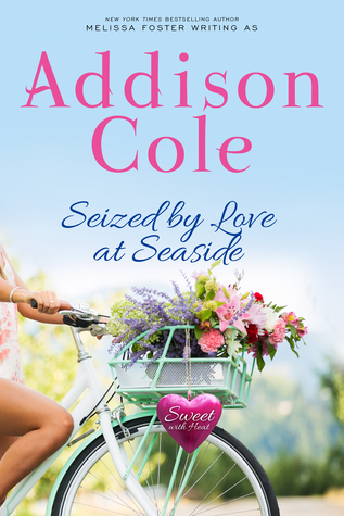 Blog Tour: Seized by Love at Seaside by Addison Cole (Excerpt & Giveaway)