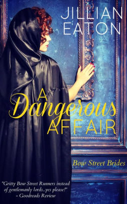 Author Visit: A Dangerous Affair by Jillian Eaton (Excerpt & Giveaway)