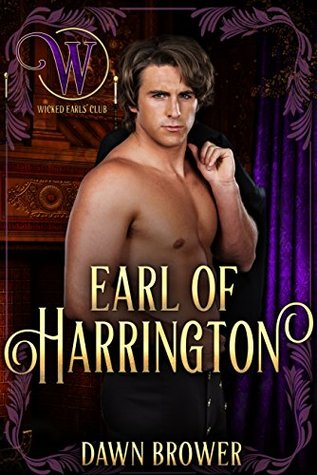 Author Visit: Earl of Harrington by Dawn Brower (Excerpt & Giveaway)