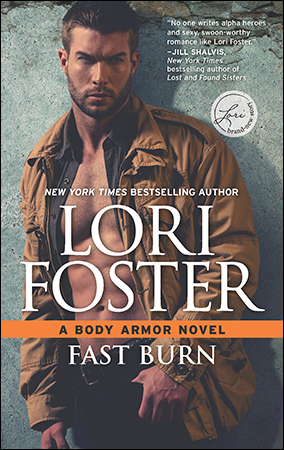 ARC Review: Fast Burn by Lori Foster