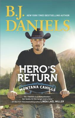Blog Tour: Hero's Return by B.J. Daniels (Review & Giveaway)