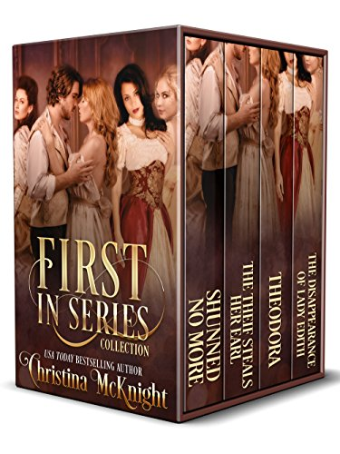 Release Blast: First in Series Collection: Regency Romance by Christina McKnight (Giveaway)
