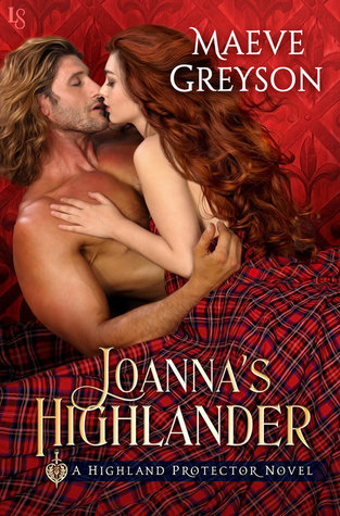 ARC Review: Joanna's Highlander by Maeve Greyson