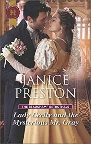 Author Visit: Lady Cecily and the Mysterious Mr Gray by Jancie Preston (Excerpt, Review & Giveaway)