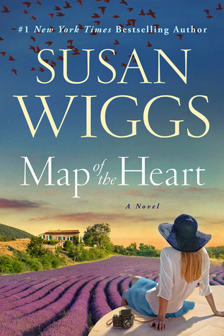 Blog Tour: Map of the Heart by Susan Wiggs