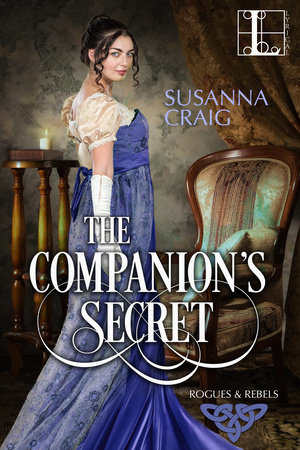 ARC Review: The Companion's Secret by Susanna Craig