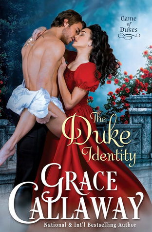 Author Visit: The Duke Identity by Grace Callaway (Excerpt & Giveaway)
