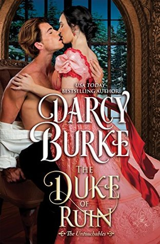 Blog Tour: The Duke of Ruin by Darcy Burke (Excerpt & Review)
