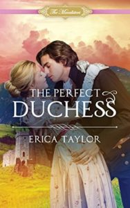 Book Review: The Perfect Duchess by Erica Taylor