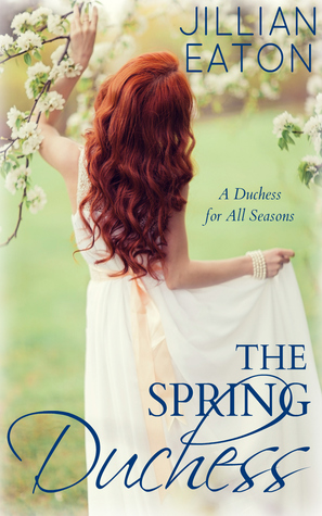 Author Visit: The Spring Duchess by Jillian Eaton (Excerpt & Giveaway)