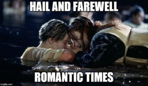 Saturday Discussion: Hail and Farewell, Romantic Times