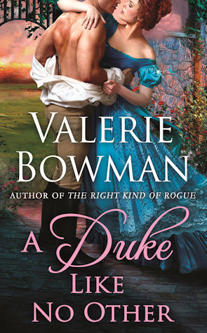 Blog Tour: A Duke Like No Other by Valerie Bowman (Excerpt, Review, & Giveaway)