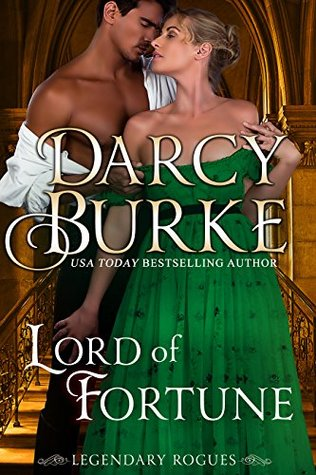 Review: Lord of Fortune by Darcy Burke