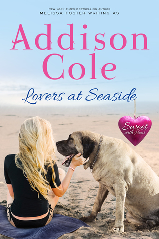 Blog Tour: Lovers at Seaside by Addison Cole (Giveaway)