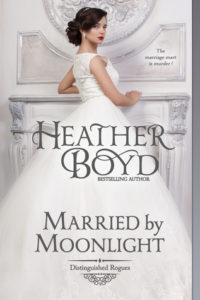 Author Visit: Married By Moonlight by Heather Boyd (Excerpt & Giveaway)