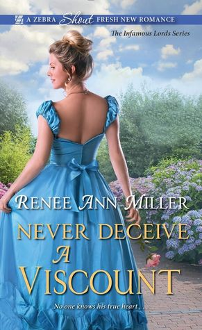 ARC Review: Never Deceive a Viscount by Renee Ann Miller