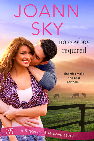 Blog Tour: No Cowboy Required by JoAnn Sky (Excerpt & Giveaway)