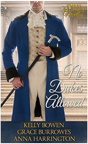 Author Visit: No Dukes Allowed by Grace Burrowes (Excerpts & Giveaway)
