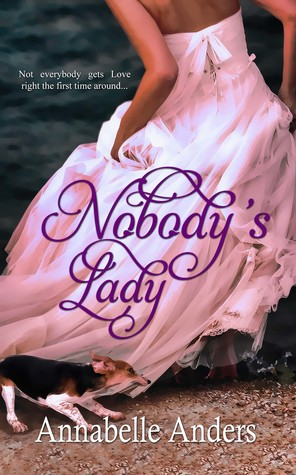 Author Visit: Nobody's Lady by Annabelle Anders (Excerpt & Giveaway)