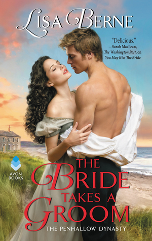 Blog Tour: The Bride Takes a Groom by Lisa Berne (Excerpt & Giveaway)