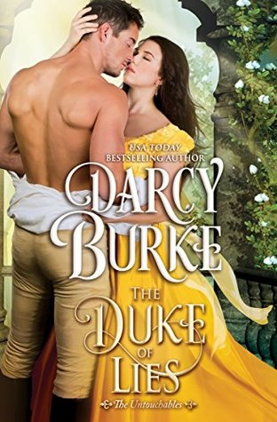 Blog Tour: The Duke of Lies by Darcy Burke (Excerpt & Review)