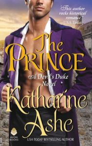 Author Visit: The Prince by Katharine Ashe (Excerpt, Review & Giveaway)