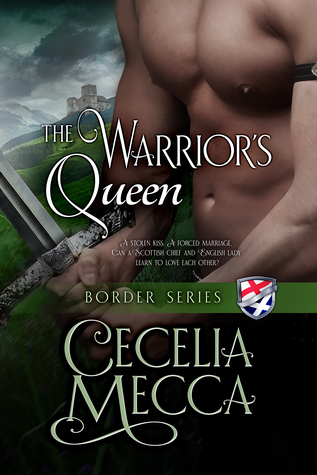 The Warrior's Queen (Border, #6) by Cecelia Mecca